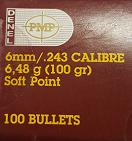 Sierra Pro-Hunter 30CAL  308 DIA 180gr Spitzer – MJ Wapens