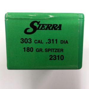 Sierra Varminter 6mm  243 DIA 85gr Spitzer – MJ Wapens